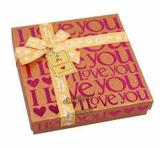 wholesale chocolate box gift box candy box snack box paper box