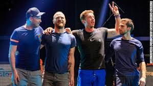 coldplay personnel did coldplay and beyonce s video stereotype india cnn video