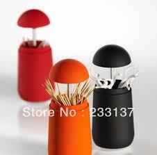 novelty toothpick dispenser brand tumbler automatic toothpick holder dispenser box novelty gift