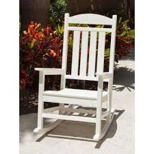 Polywood Outdoor Furniture Reviews by Rocking Chairs Patio Chairs The Home Depot