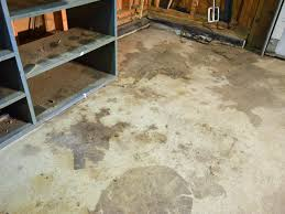 Painting A Cement Patio by How To Paint A Garage Floor With Epoxy How Tos Diy