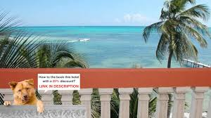 banana beach resort san pedro belize updated 2017 reviews