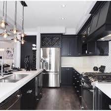 Black Cabinets Kitchen Best 25 Black Kitchen Cabinets Ideas On Pinterest Kitchen With