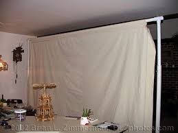 i need to make a backdrop using pvc pipe from this