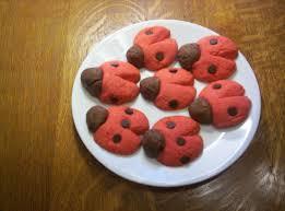 ladybug cookies almost unschoolers not so grouchy ladybug cookies