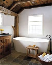 prepossessing rustic modern bathroom for your small home decor