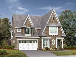 narrow lot house plans craftsman 54 best house plans images on architecture