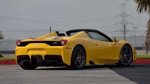 Ferrari 458 All Black - 2015 ferrari 458 speciale aperta s126 monterey 2017