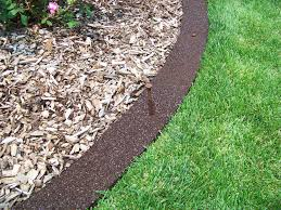 Landscaping Edging Ideas Tips Enhance Your Garden Landscape Black Metal Landscape Edging