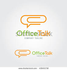 office business abstract vector logo design stock vector 430451692