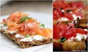 cuisine recettes apéritif dinatoire idées recettes
