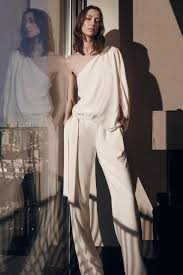 heritage jumpsuit heritage fall 2016 one shoulder jumpsuit as seen on camila