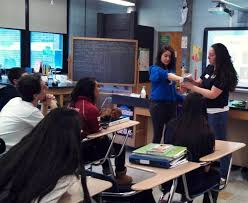 Anatomy And Physiology Class Occupational Therapist In Training Visits Hhs Anatomy And