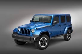 jeep wrangler unlimited sport blue limited model jeep wrangler u201cpolar u201d edition released