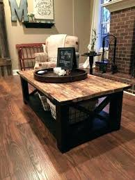 Build A End Table Plans by Rustic X End Table U2013 Thelt Co