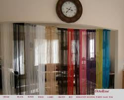 empowered ready made roller blinds tags roman curtains voile