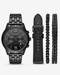 bracelet digital watches images Extra large analog and digital bracelet watch express