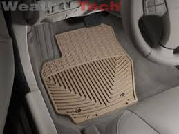 weathertech all weather floor mats volvo xc60 2010 2016 tan