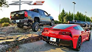 corvette zr2 2018 colorado zr2 review from a corvette owner
