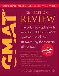 the official guide for gmat review ebook by gmac graduate