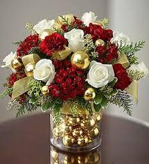 christmas table flower arrangement ideas flower arrangements christmas ideas merry christmas and happy new