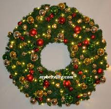cordless lighted wreath battery lighted wreaths sumoglove