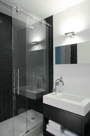 Black Shower Door Shower Doors Of With Transitional Bathroom And Bathroom