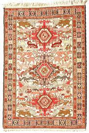Persian Kilim Rugs by Kurdish Kilim Soumak Silk Textile Arts Oriental Rugs