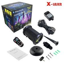 outdoor lights with bluetooth speakers 2018 newest china factory mini laser stage lighting projector