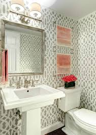 Powder Room Flooring Unique Powder Rooms To Inspire Your Next Remodeling