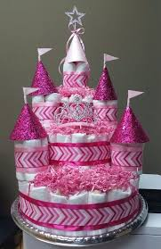 Best 25 Castle Diaper Cakes Ideas On Pinterest Princess Diaper