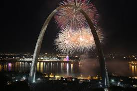 new year s st louis stl s gateway arch vs kc s national world war i museum travel