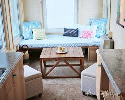Tiny House Living Room by Open Concept Tiny House