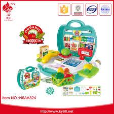 valise cuisine marché des enfants pretend jouet valise fruits et légumes marché