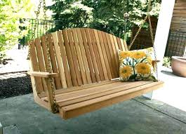 outdoor l post replacement parts swing seat garden wooden garden swing seat plans olna