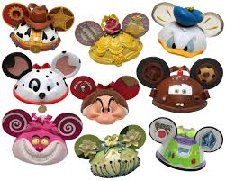 cool ear hat ornament collection expands as summer heats up at