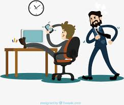les heures de bureau heures de travail sans creuser de vecteur bureau heures