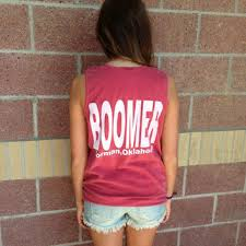 Comfort Colors Tank Tops Ou Boomer Norman Comfort Colors Tank Top From Lushfashionlounge C
