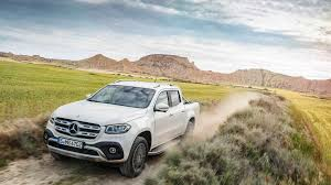 mercedes truck mercedes x class officially revealed this is the mercedes