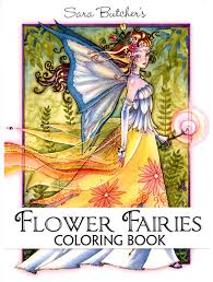 sara butcher u0027s flower fairies coloring book for you at gryphon u0027s moon