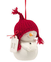 department 56 ornament snowpinions daily dose and