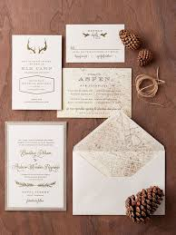 rustic pocket wedding invitations 20 prettiest wedding invitations