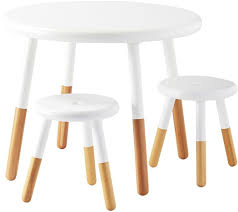 Kids Round Table And Chairs Best 25 Kids Play Table Ideas On Pinterest Kid Playroom