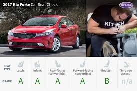 kia convertible 2017 kia forte car seat check news cars com