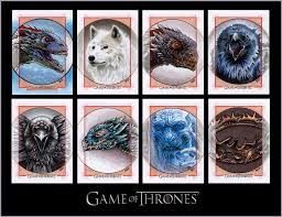 game of thrones s3 sketch cards by s von p on deviantart