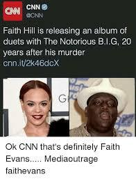 Faith Hill Meme - cnn faith hill is releasing an album of duets with the notorious big
