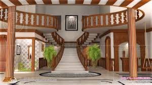 Interior Stairs Design In Duplex Apartments Interior Staircase Design In Main Hall For Duplex House Youtube