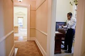 Gold Curtains In The Oval Office Oval Office Study Wikipedia