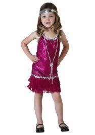 toddler girl costumes toddler fuchsia flapper girl costume colorful flapper costumes