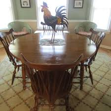 find more vintage temple stuart round table and chairs just